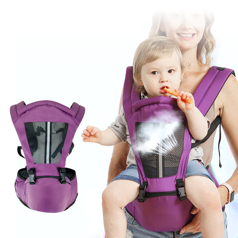Hot Sale Baby Carrier Ergonomic Carrier Backpack For Newborn And