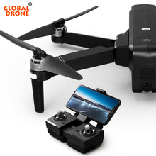 Глобальный Дрон Profissional Дрон с GPS с HD камера долгое время полета Квадрокоптер Wi Fi FPV системы RC складной VS CG033 F11