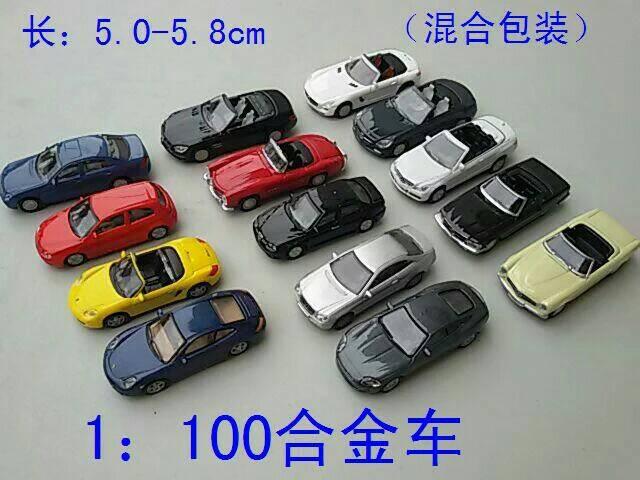 Buy C10008 20pcs Model Cars Black 1 100 Tt Ho