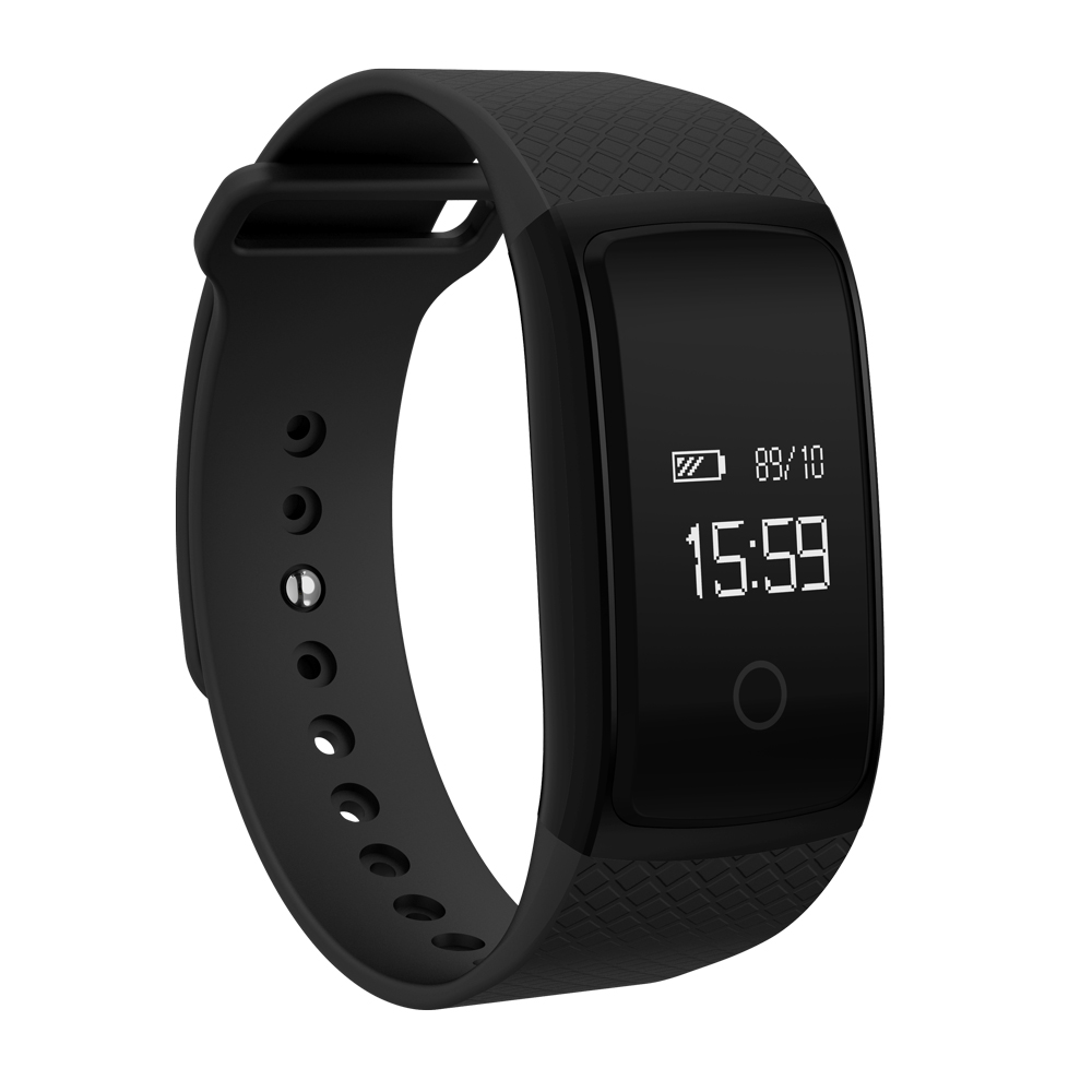 Jrgk A09 Fitness Tracker Watches Blood Pressure Smart Band Heart Rate Monitor Bracelet Activity Pedometer Bluetooth Smartband