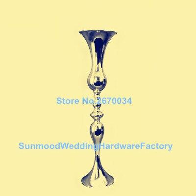 Mental Iron Cylinder Candleholdertall Crystal Cylinder Vases