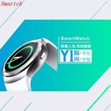 696 melhor Do Bluetooth Relógio Inteligente Smartwatch Relógio Relogios TF Cartão SIM para o iphone Samsung Huawei Telefone Android PK DZ09 GT08