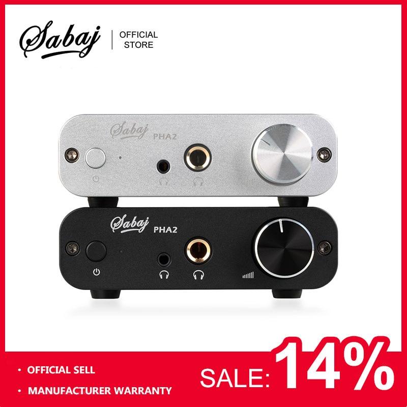 Sabaj Audio RCA Kopfhörer Verstärker PHA2 Portable Mini Amplificateur Hifi Headset Kopfhörer AMP DAC