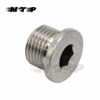Steel Engine Oil Drain Plug For BMW R 1100/1150/1200 R/RT/GS R1150GS R1150R R1150RT R1200R R1200GS R1150 R1200 R1100 RT/R/GS image