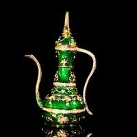 QIFU Beautiful Exquisite Teapot for Jewelry Box