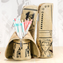 Kuroko no Basket Japan Anime Pencil Bag Manga Role Kagami Akashi