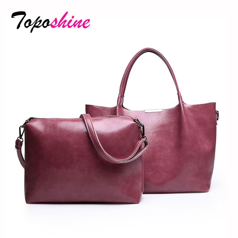 Ladies Handbag Composite-Bag Messenger-Bag Wild-Shoulder Personality High-Quality Casual