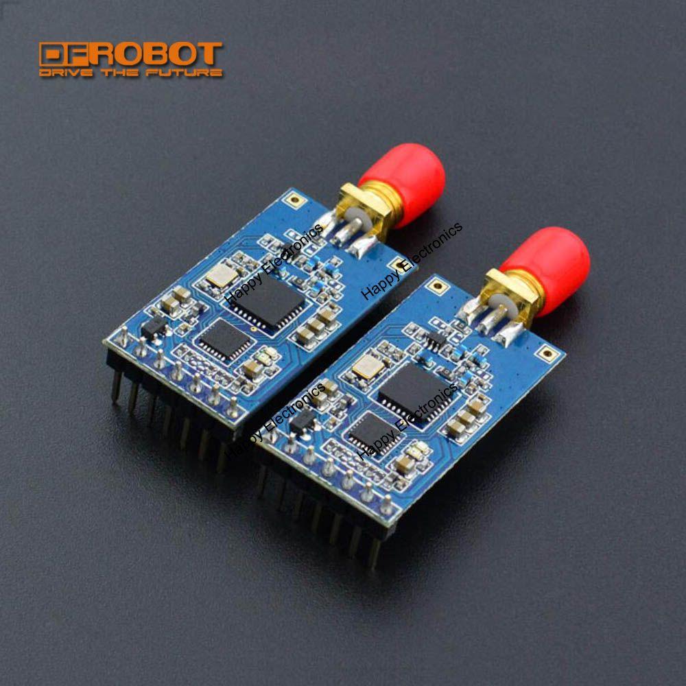US $39 89 |LoRa embedded MESH MANET Radio wireless 433MHz micro power RF  Module, 3 3~5 0V 20dBm distributed ad hoc network communication-in Demo  Board