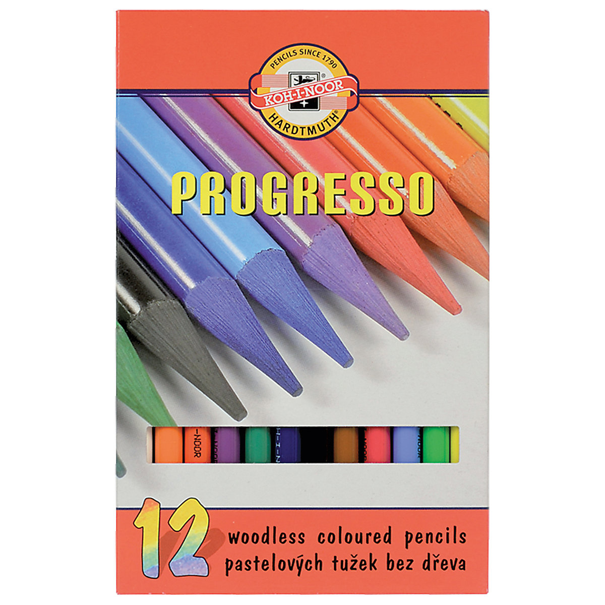 KOH-I-NOOR Wooden Colored Pencils 4792673 colored pencil for boys and girls children sets MTpromo