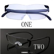 bd73f81bed 160% Unisexe lunettes de lecture Accessoire bricolage Diamant Broderie  Loupes diamant peinture Point De Croix