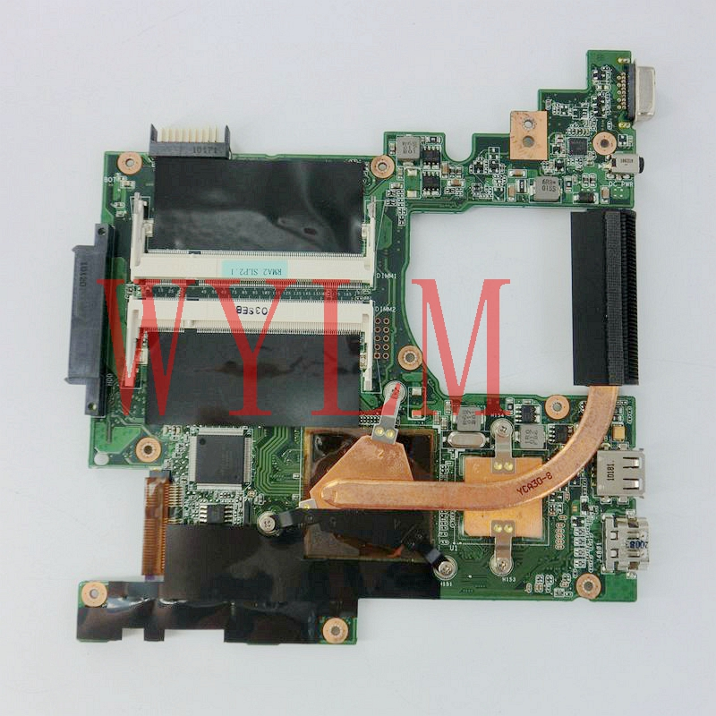 free shipping 1201N For ASUS 1201N motherboard MAIN BOARD mainboard REV2.2 100% Tested Working 100% working laptop motherboard for asus b53j b53f b53 main board fully tested and cheap shipping