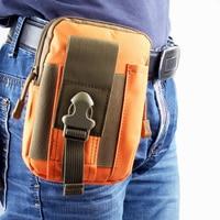 Waist Belt Bum Bag Sport Running Waist Bags Mobile Phone Case Cover Molle Pack Purse Pouch