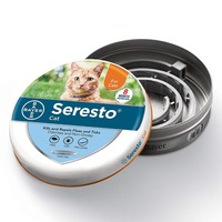 Bayer Seresto 8 Month Flea & Tick Prevention Collar for Cats