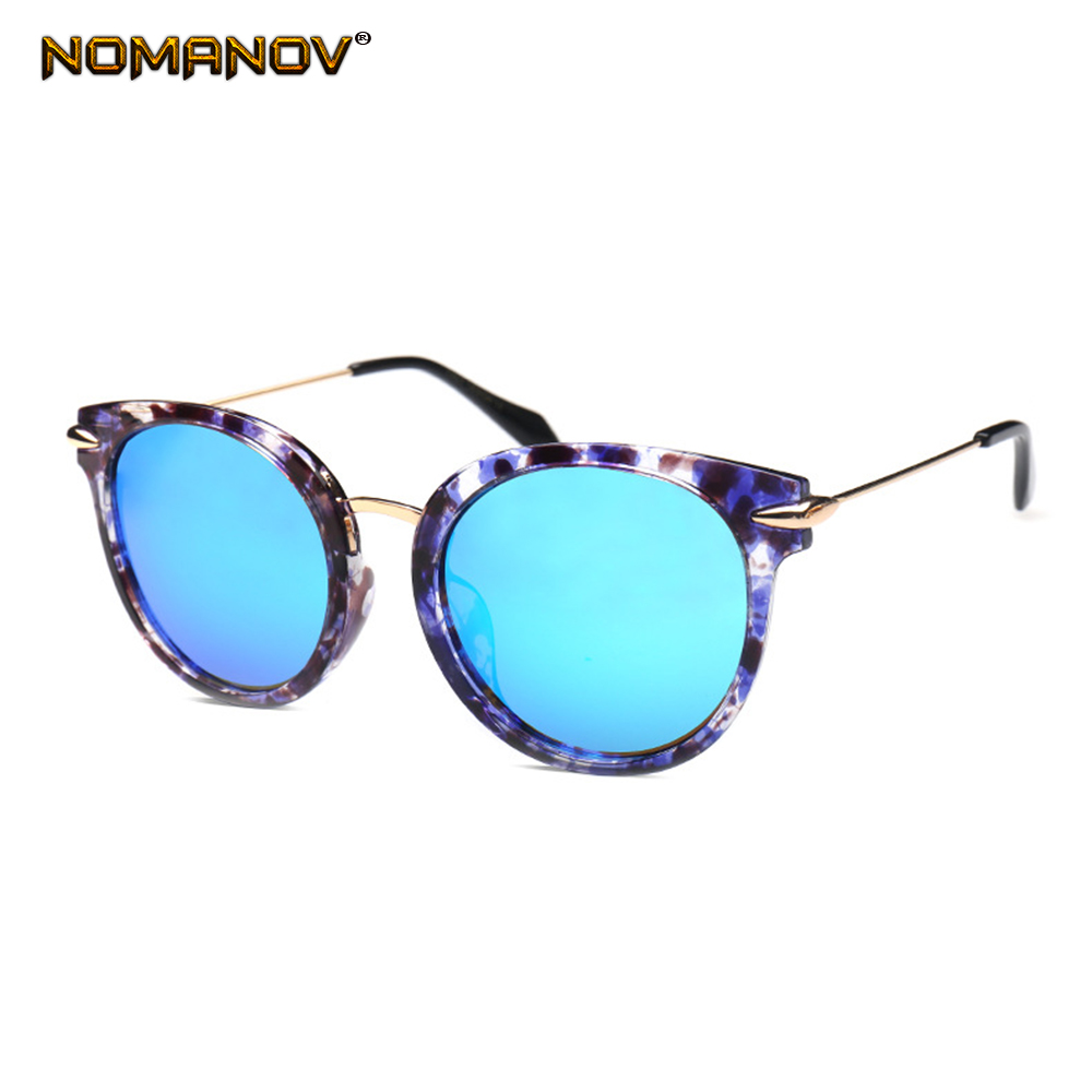 Arrow Purple Flow Flower Frame Polarized Sun Glasses Sunglasses Custom Made Myopia Minus Prescription Lens -1 to -6