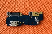 Kullanılan Orijinal USB Fişi Şarj Kurulu + Mikrofon UMI UMIDIGI C NOT MTK6737T Dört Çekirdekli 5.5 Inç FHD Ücretsiz kargo