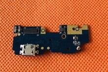 مستعملة الأصل usb المكونات تهمة مجلس + ميكروفون ل أومي umidigi c ملاحظة MTK6737T رباعية النواة 5.5 بوصة fhd شحن مجانا