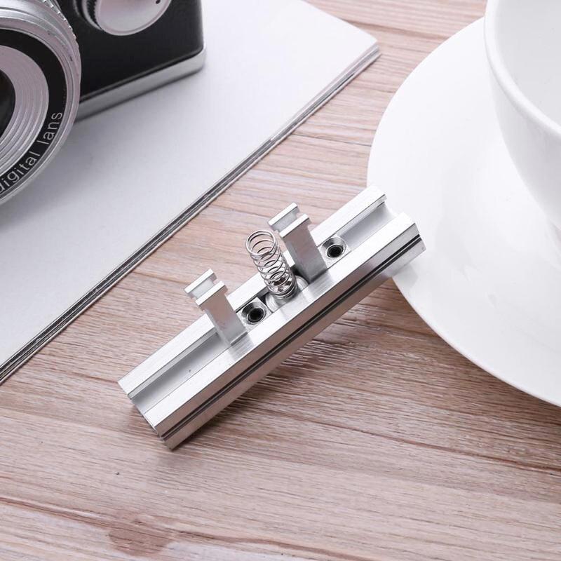 1Set Mini Sliver BGA Reballing Station Directly Heated Stencil Holder Fixture Template  Jig For BGA Rework