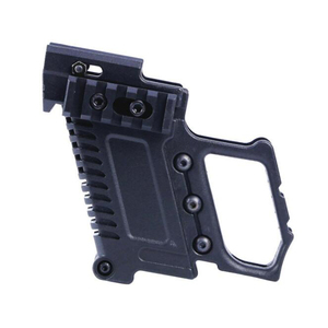 Image 5 - Tactical Airsoft GLOCK Magazine Holder Multi function Fits For CS G17 G18 G19  Pistol Carbine Kit Hunting Accessory