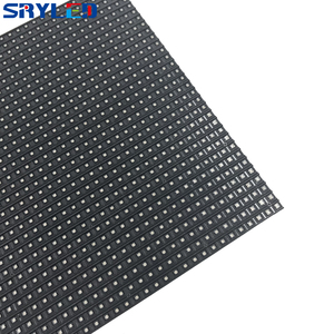 Image 2 - 64x32 พิกเซลแผง 320x160MM สีดำ LED โคมไฟ P5 ในร่ม SMD2121 P5 สี LED โมดูล 1/16 Scan