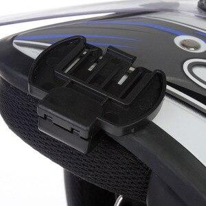 Image 5 - 2PCS 3.5MM EJEAS V6 V6 Pro Accessories Earphone Speaker Microphone Clip For Vnetphone V4/V6 Motorcycle Helmet Bluetooth Intercom