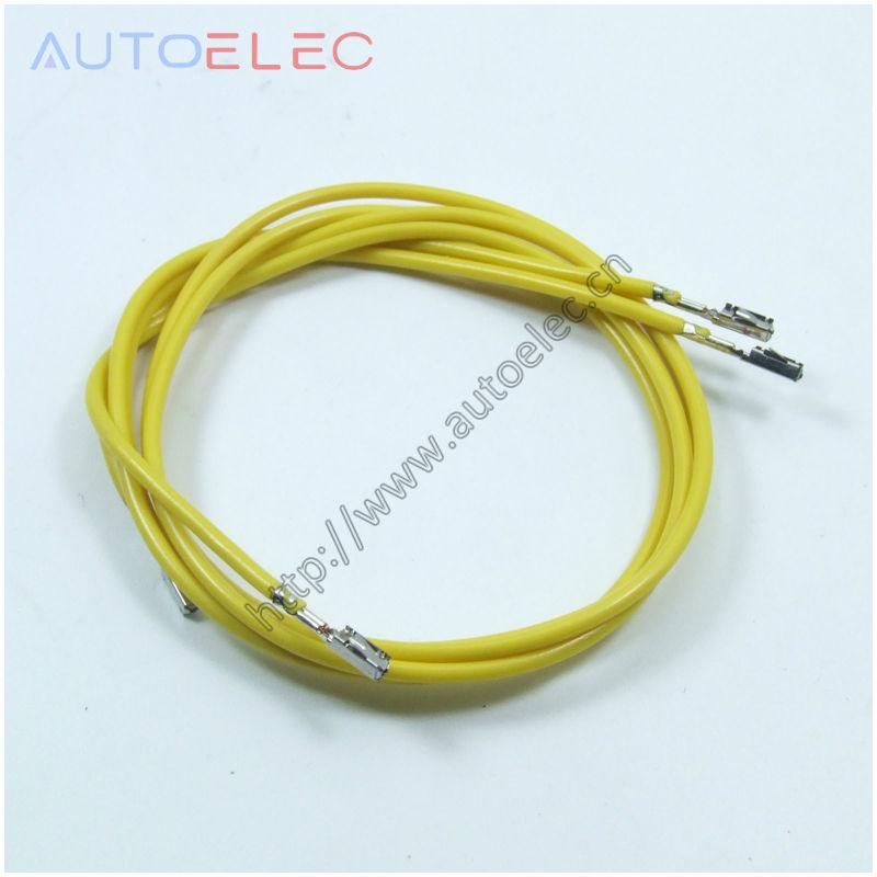 1Pcs 000979009E 2meters Seat Quadlock, MQS Reparaturleitung Kabel car ECU Repair Wire for VW, Audi, Skoda Golf, Passat, neu klinke kabel 2m