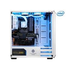 KOTIN S17 High END AMD Desktop AMD Ryzen 7 2700 GTX1070 120g SSD ROG CROSSHAIR VI HERO (C6H) 8g RAM 500 watt