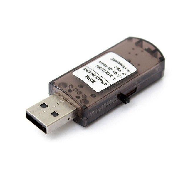 22 en 1 RC USB Cable Simulador de Vuelo para Realflight G7/G6 G5.5 G5 5.0 para FPV de Formación Más Reciente versión