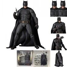 DC Justice League Mafex Superhero Batman Maf 056 Flash man 058 Wonder Woman 048 Super 057 Spiderman 047 Action Figure