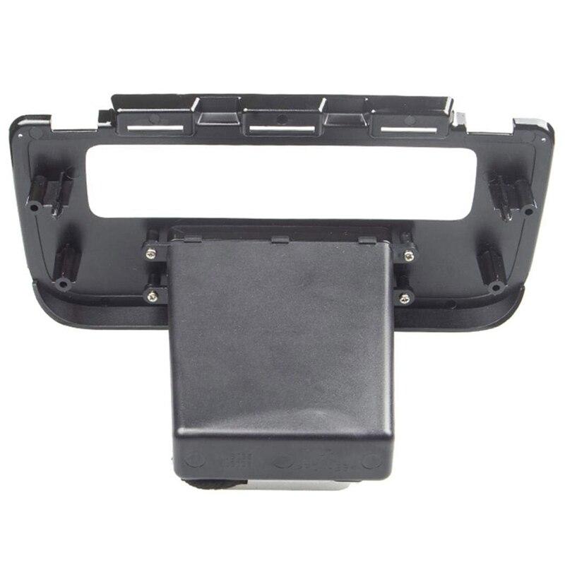 Module de protection de charge de téléphone sans fil Qi de voiture pour Mitsubishi Outlander 2015-2018 boîtier de charge rapide plaque de stockage de Console centrale