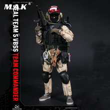 Collectible 1/6 Full Set Solider 78046 78045 HISTORY SERIES US SEAL TEAM 5 VBSS TEAM LEADER Male Action Figure for Fans Gifts for collection solider action figure full set 1 6 78047b russian spetsnaz fsb alpha group male figure standard ver
