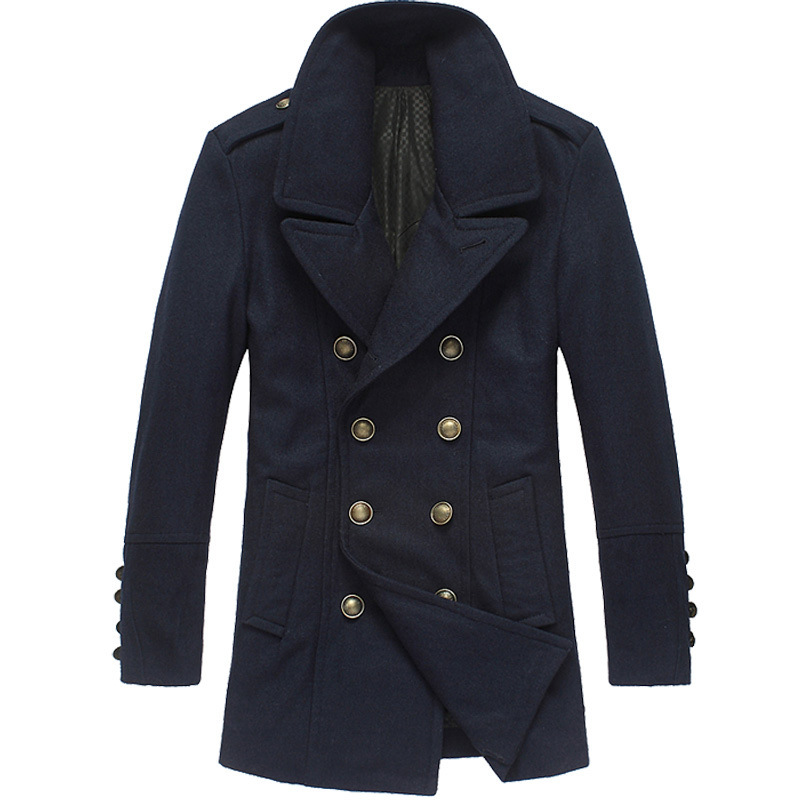 Compare Prices on Military Pea Coat- Online Shopping/Buy Low Price ...