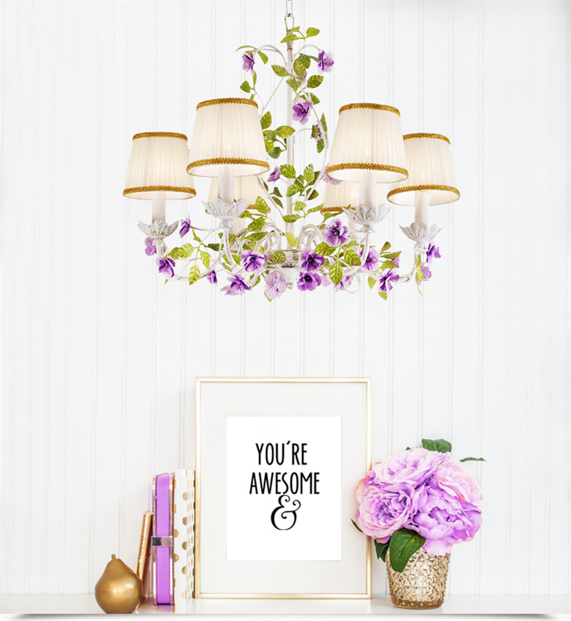 flower pendant light (10)