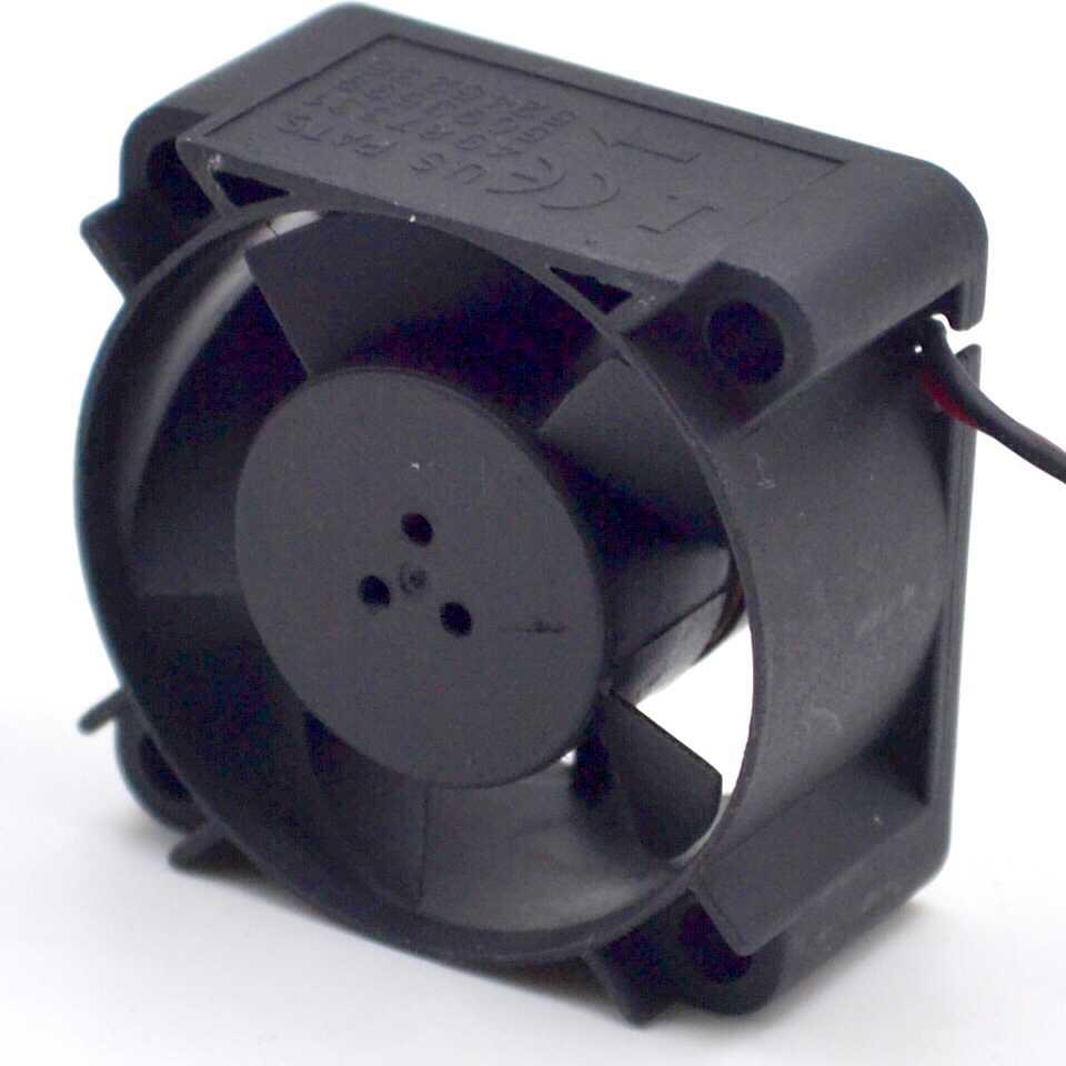 4020 GM1204PKVX-8A 12 فولت 2.4 واط 2 سلك خادم مروحة تبريد 40x40x20 ملليمتر