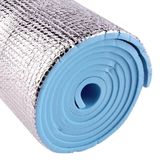 Yoga Mat Non-Slip 6mm Thick Body Building Household Cushion