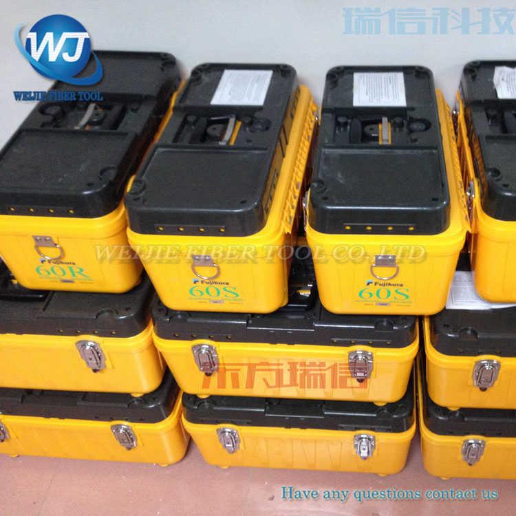 Фирменная Новинка Fujikura FSM-60S/FSM-60R/FSM-50S/FSM-50R сварочный аппарат коробка для переноски CC-24 fsm60s чехол
