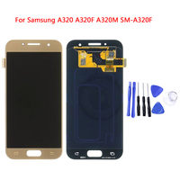 Replacement LCD For SAMSUNG GALAXY A3 2017 LCD A320 SM A320F A320F Display Touch Screen Digitizer