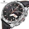 PAGANI Homens Relógio de Quartzo-Relógio de Luxo Da Marca dos homens Assistir À Prova D' Água Relógio de Moda reloj hombr Masculino relógios de Pulso Relogio masculino