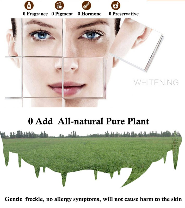 Whiten Skin Remove Freckle Anti-Inflammatory Skin Care Compound Essential Oil 10ml 12
