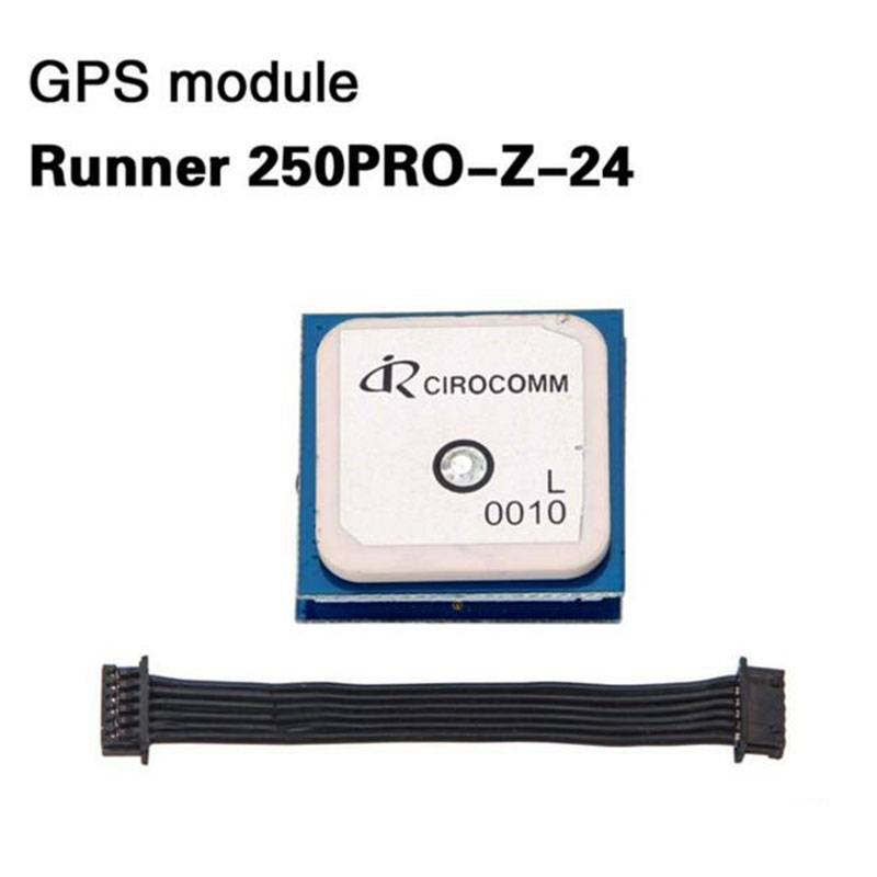 Walkera Runner 250PRO-Z-24 GPS Module Spare Parts for Walkera Runner 250 PRO Quadrocopter летняя шина cordiant road runner ps 1 185 65 r14 86h