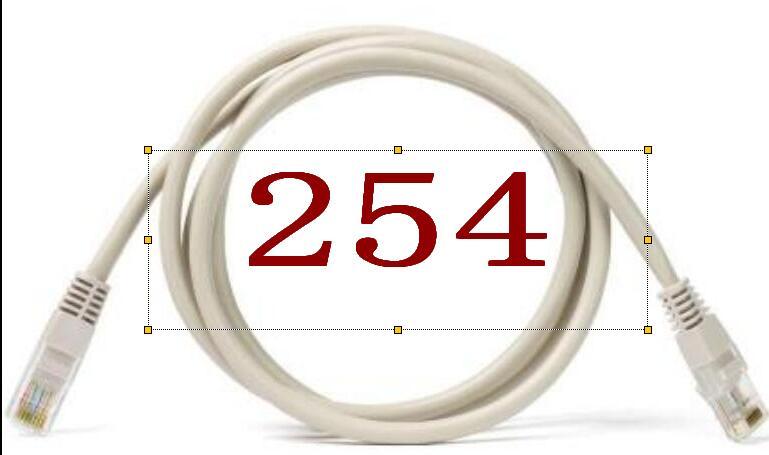 A254 xintylink EZ rj45 connecteur cat6 rj 45 prise de câble ethernet cat5e utp 8P8C cat 6 réseau 8pin modulaire non blindé