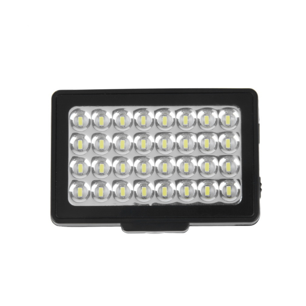 2018 Hot Video Light 32 LED 5600K 32W Intergrated Fill Light For Mobile Phone Digital Camera High Quality Promotion