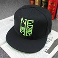 New Fashion Hat Snapback Baseball Cap Neymar Flat Brimmed Black Baseball Cap Hats For Men Women Hip Hop casquette BA061