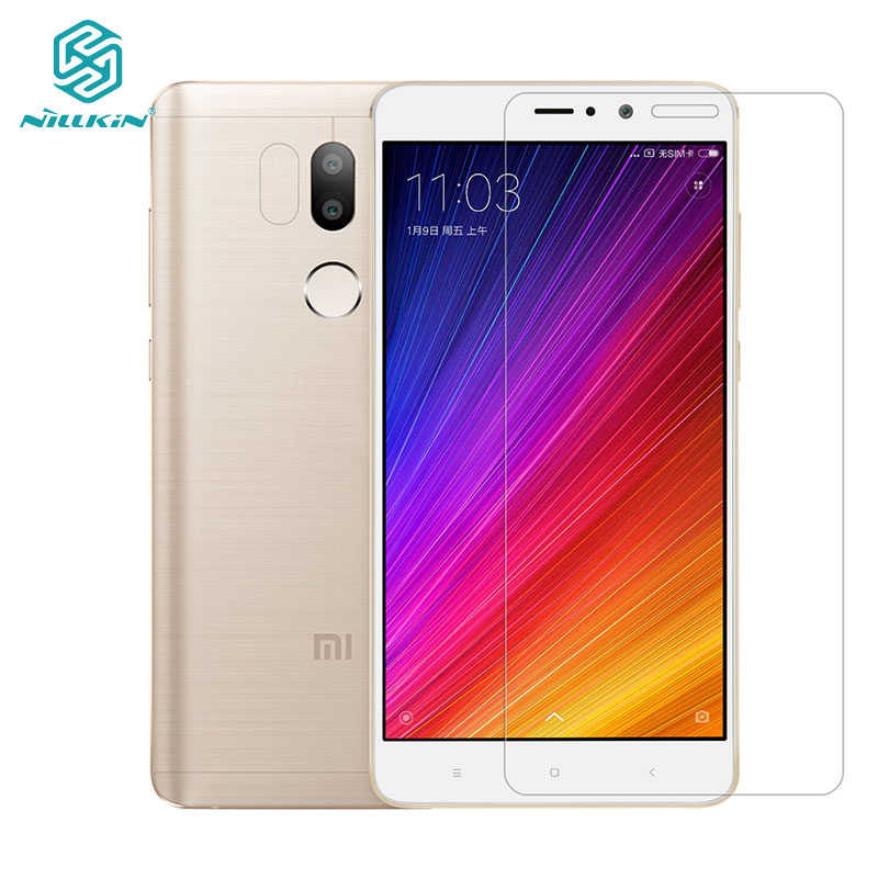 Nillkin For XiaoMi 5S Plus Tempered Glass For Handset Amazing HD+PRO Screen Protectors For Mi5SPlus Mobile Phone Protection Film