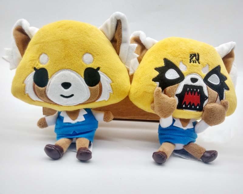 Japan Aggretsuko Aggressive Retsuko Sanrio Plush Toy