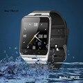 Original nfc inteligente reloj bluetooth para iphone ios teléfono android gv18 reloj smartwatch con cámara ranura para tarjeta sim