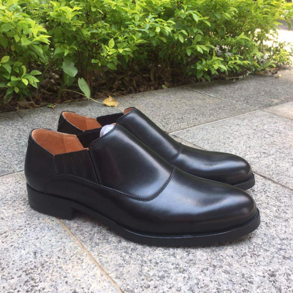 Sapatas Sipriks Sapato Genuíno Negócio Deslizamento Gents De Couro Ternos Patrão Vestido Stretch Em Preto Rendas Sapatos Mens Moda Sem rx05awpqr