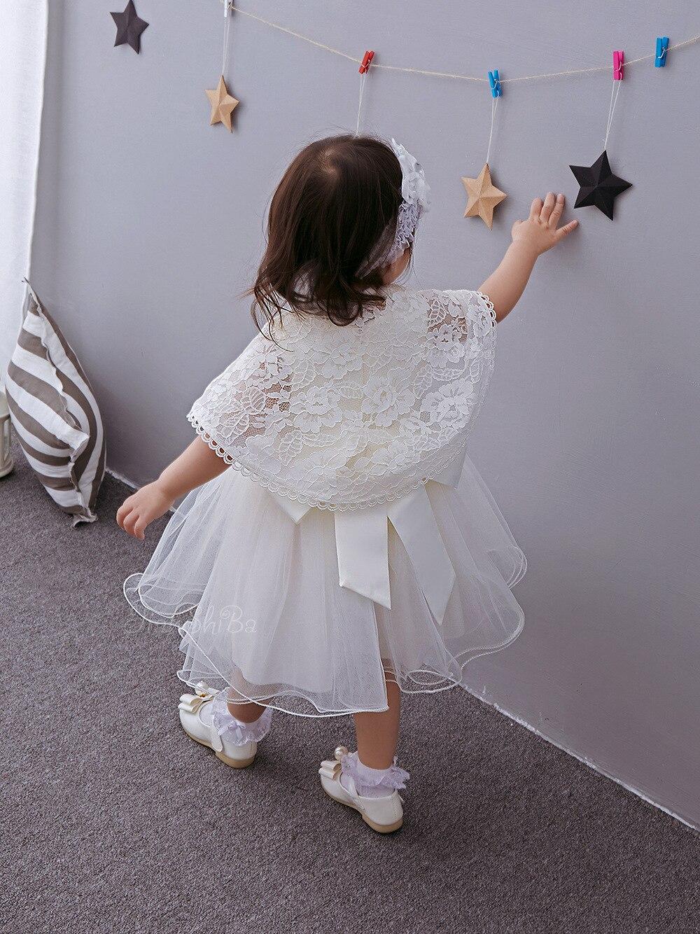 do bebê vestidos de baptizado infantis 1