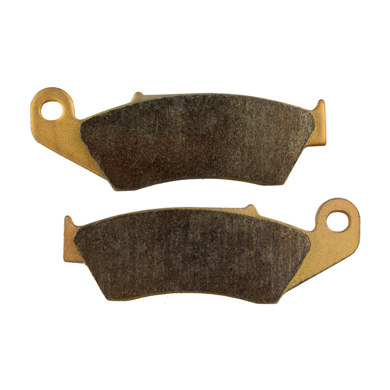 Motorcycle Parts Copper Based Sintered Brake Pads For HONDA NX4 Falcon 2002-2005 Front Motor Brake Disk #FA185 стоимость