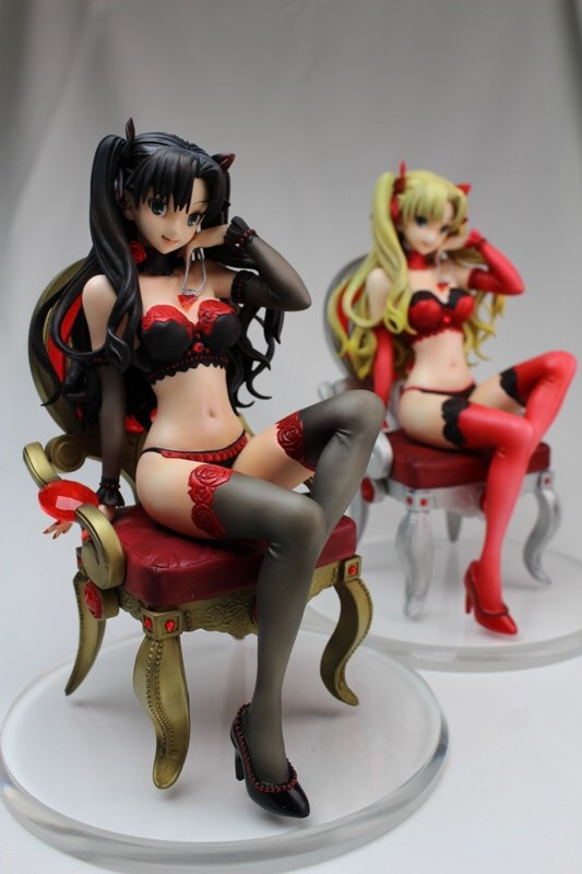 Fate cosplay Tohsaka Rin cosplay costume rin cos figure ver pajamas sexy lingerie briefs for women sexy costume made customized 2