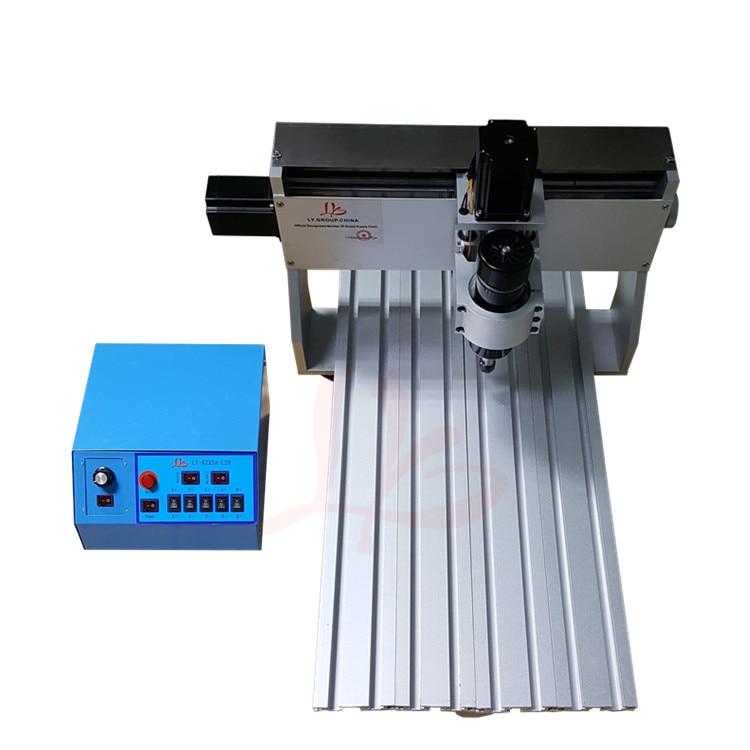 Europe tax free mini cnc 6040 CNC router lathe kit 500w spindle cnc milling machine 220v/ 110v cnc milling machine spindle holder chuck mill lathe router collets wholesales
